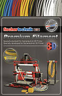 Нить для 3D принтера fisсhertechnik желтый 50 грамм (полиэтиленовый пакет)  (FT-539133)