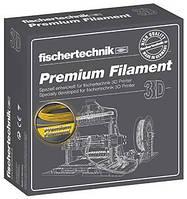 Нить для 3D принтера fisсhertechnik желтый 500 грамм (коробка)  (FT-539144)