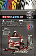 Нить для 3D принтера fisсhertechnik серебреный 50 грамм (полиэтиленовый пакет)  (FT-539127)