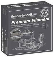 Нить для 3D принтера fisсhertechnik серебряный 500 грамм (коробка)  (FT-539141)
