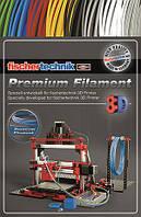 Нить для 3D принтера fisсhertechnik синий 50 грамм (полиэтиленовый пакет)  (FT-539123)