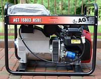 Электрогенератор 15.5кВт/380В с двигателем Honda GS690, AGT16003