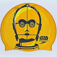 Шапочка для плавания SPEEDO SLOGAN PRINT Star Wars C3PO