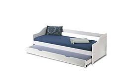 Кровать двуспальная детская Leonie (Halmar)