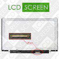 Матрица 14,0 BOE HW14WX101 HW14WX103 HW14WX107 LED SLIM для ASUS U46E U47A ( Сайт для заказа WWW.LCDSHOP.NET )