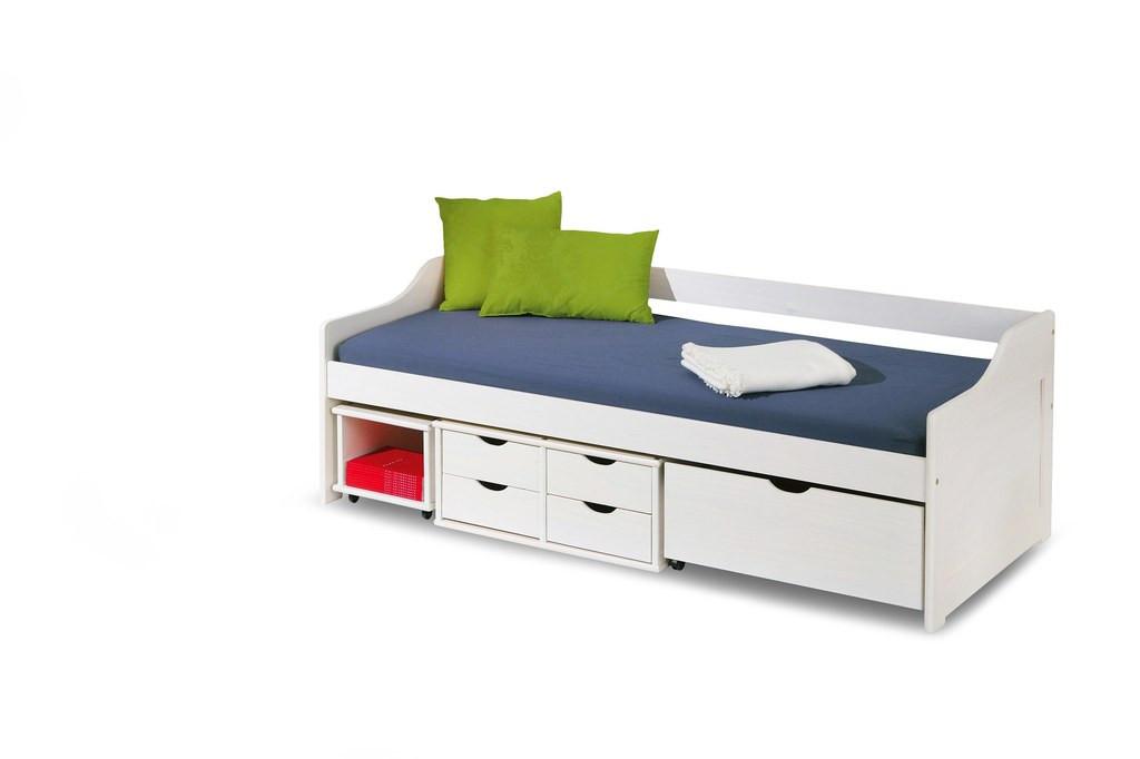 Детская кровать с ящиками Floro (Halmar)