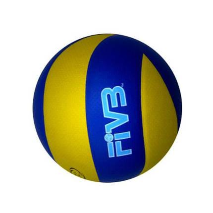 Волейбольный мяч Mikasa MS 0162 серии PU BOC011573       , фото 2