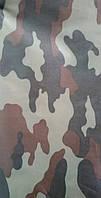 Ткань швейная болонь, комуфляж