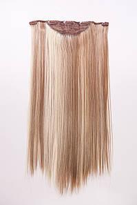 Набор из 1 пряди,цвет мелирование светло-русый с блондом
