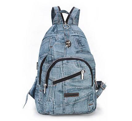 Молодежный женский рюкзак из полиестера Dolly (Долли) 347