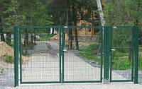 Классик (1000х3000мм) - Калитки, ворота оцинкованные с полимерным покрытием Техна-Восток