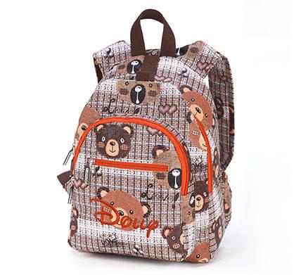 Рюкзачок для детей с мишками Dolly (Долли) 348