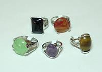 Кольца камни разного цвета 5_11_18