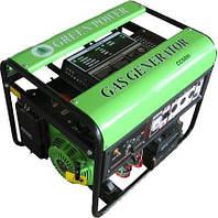 Генератор газовый GreenPower CC5000 LPG\NG-T2