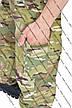 Костюм для военных: мультикам Английский твил рубаха, фото 2