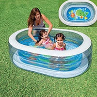 Детский надувной бассейн Intex 57482 «Нежность» Доставка из Харькова