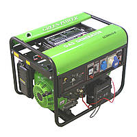 Генератор газовый GreenPower CC5000АТ LPG\NG-Т2