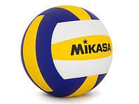 Волейбольний м'яч MIKASA, ігровий, тренувальний