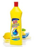 W5 крем-молочко бксфосфатное  для чистки жирных и известковых загрязнений. 750 мл, Германия