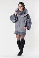 Пальто Тундра сіре, фото 1