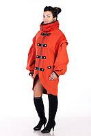 Пальто Стафф оранж, фото 1