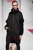 Пальто Шанталь чорне, фото 1