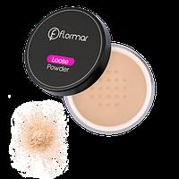 Розсипчата пудра, Flormar, 03 Medium Sand, 18 г