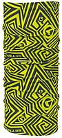 Мультифункциональная повязка KLS  labyrinth lime (лайм)