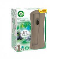 Автоматичний освіжувач повітря Air Wick Freshmatic Life Scents Ранок у лісі 250 мл 5900627052220_48