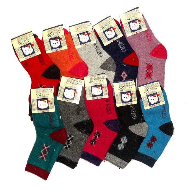 Детские носочки высочайшего качества D-03-07 4-7 Z. В упаковке 12 пар