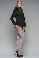 Пальто  Шанель чорне, фото 1