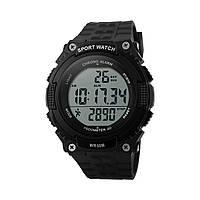 Часы Skmei 1112 Black BOX 1112BOXBK, КОД: 285251