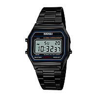 Часы Skmei DG1123 Black DG1123BOXBK, КОД: 285243