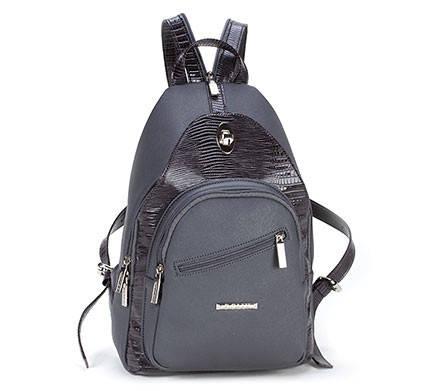 Стильный женский рюкзак из искусственной кожи Dolly (Долли) 349
