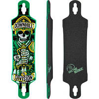 Дека лонгборд Sector 9 Downhill Division 2014 Gauntlet 40 Longboard Skateboard Deck w/ Grip