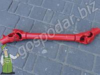 Карданный вал для тракторов Т-40, ЮМЗ (6х8, 80 см), усиленный, фото 1