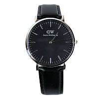 Мужские наручные часы Daniel Wellington (DW) черные 131669