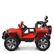 Детский электромобиль Джип M 4111EBLR-3 красный Гарантия качества Быстрая доставка, фото 4