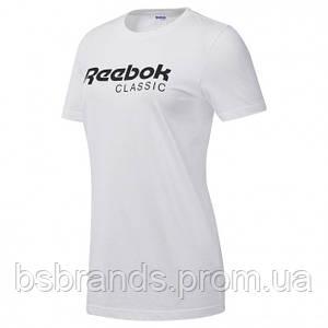 Женская футболка reebok CLASSICS GRAPHIC (АРТИКУЛ: DT7225 )