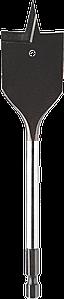 Сверло по дереву плоское (перо) 06х152 мм Diager