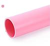 Розовый матовый ПВХ (виниловый) фон Puluz для предметной фото и видео съемки 200 х 120 см.