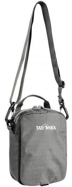 Мужская сумка Tatonka TAT 2999.021, из ткани, серая