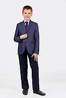 Модный школьный пиджак.Форма Для мальчиков.Школьная форма Mark Размеры: 144 см, 158 см, 160 см, 164 см, 170см