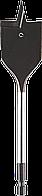 Сверло по дереву плоское (перо) 25х152 мм Diager