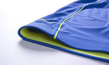 Спортивные капри SYROKAN 1088 голубой, фото 3