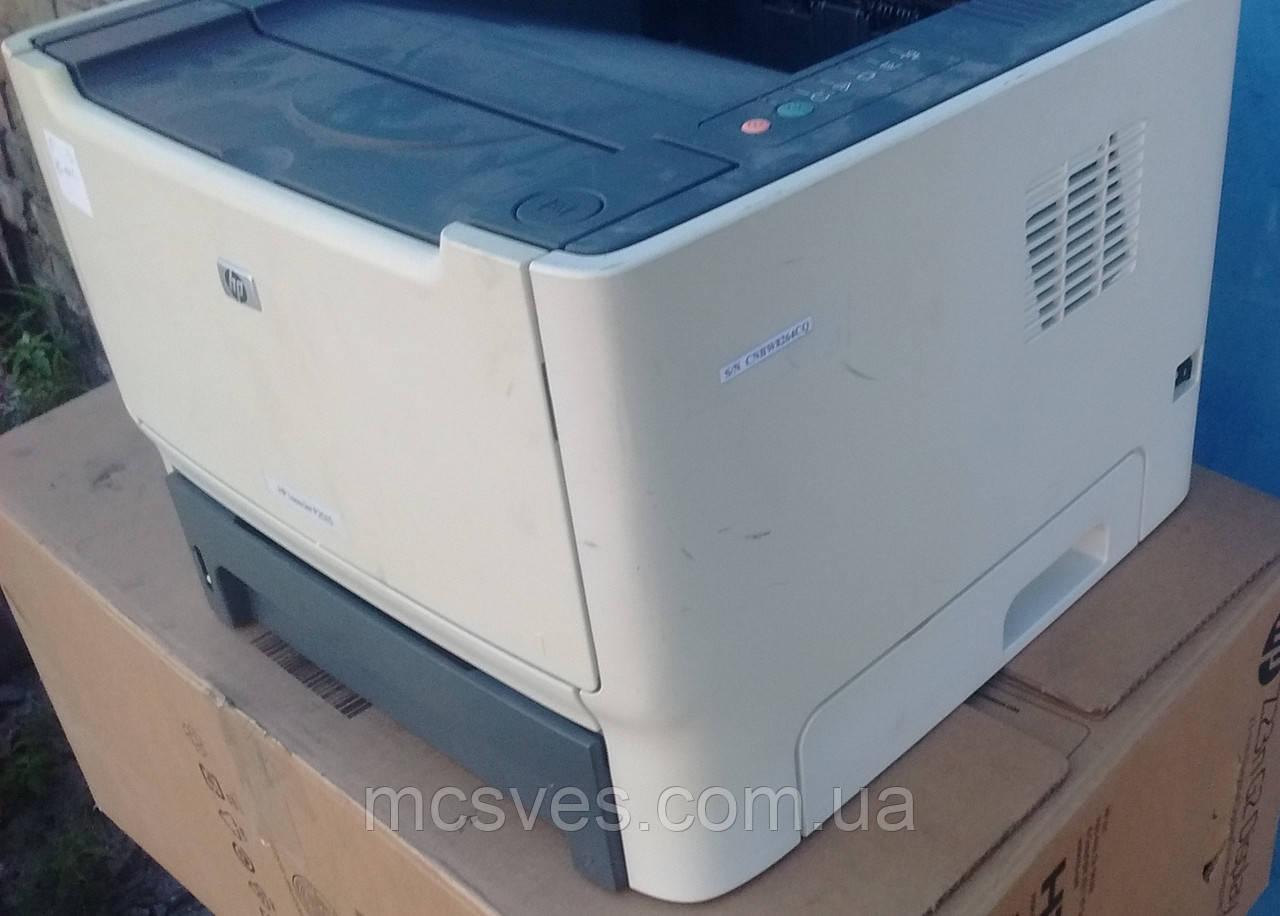Лазерный принтер HP LaserJet 2015 с картриджем USB 76 тыс.