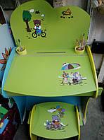 Детская парта со стульчиком, фото 1