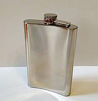 Фляга под гравировку GA Dynasty, 10 oz, зеркальная полировка, 10310