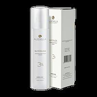Натуральный крем для лица с гликолевой кислотой 3% Glycolique - Alkemilla
