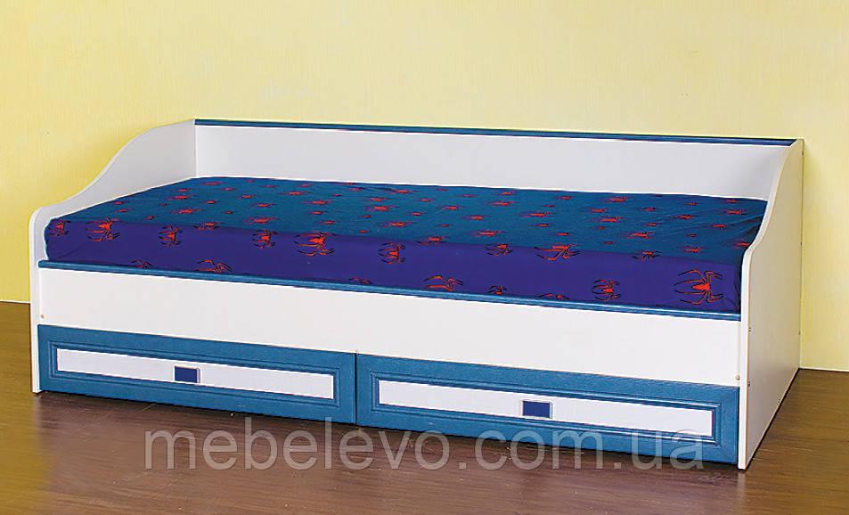 Кровать Твинс нижняя №1 650х1935х860мм  Сокме
